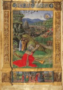 Un codice del fondo Plutei consultabile online: la Bibbia di Mattia Corvino.