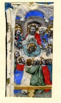 Nicolò di Giacomo, L'Ultima Cena, Parigi, Les Enluminures