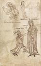 Il frontespizio del primo volume della Bibbia di Engelberg.
