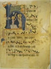 Il foglio con il Battesimo di Cristo restituito alla cittadina abruzzese di Guardiagrele.