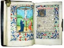 Il Libro d'Ore toscano in mostra a Zurigo da Bibliopathos.