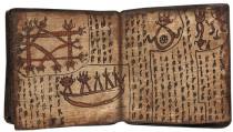Il Libro magico dei Batak di Sumatra in asta da Ketterer Kunst.