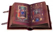 Il Libro d'Ore Durazzo pubblicato in facsimile da Franco Cosimo Panini Editore.
