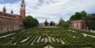 Il Labirinto Borges alla Fondazione Cini di Venezia.