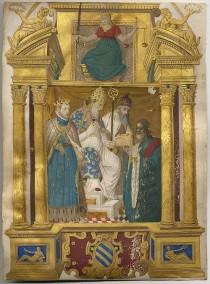 Commissione del doge Andrea Gritti a Gaspare Contarini (1571 ca.), Venezia, Biblioteca del Museo Correr.