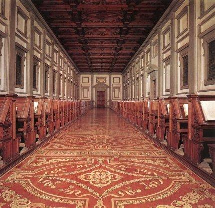 Biblioteca-Medicea-Laurenziana