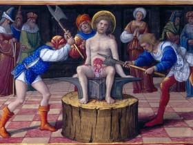 Il martirio di Adriano