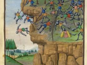 Les faize d'Alexandre - 1468-1475 BL