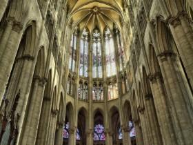 Il coro della Cattedrale di Beauvais