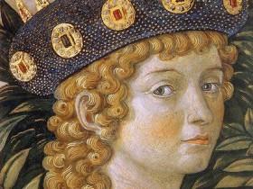 Benozzo Gozzoli, Cappella dei Magi, Lorenzo de' Medici (ritratto giovanile)