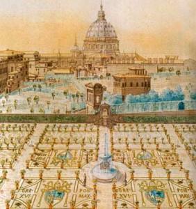 Riapre Il Giardino Segreto Dei Musei Vaticani Folia