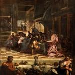 Tintoretto, Ultima cena, Salone, Scuola di San Rocco, Venezia