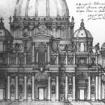 Progetto di Lodovico Cigoli