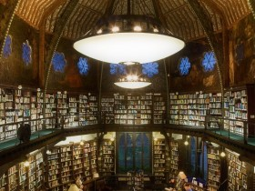 The Oxford Union Old Library