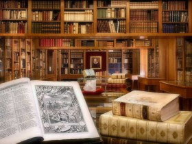 Biblioteca di Via Senato, Milano