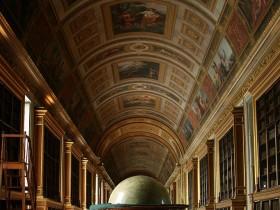 Biblioteca del Castello di Fontainebleau