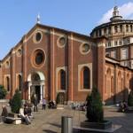 Bramante, Santa Maria delle Grazie, Milano (1490)