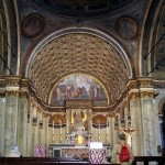 Bramante, Santa Maria presso San Satiro, Milano (1482-1486)