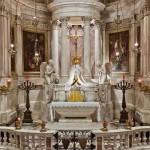 Cattedrale di San Lorenzo a Genova - Cappella del Santissimo Sacramento