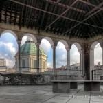 Cattedrale di San Lorenzo a Genova - L'interno della loggetta