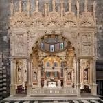 Cattedrale di San Lorenzo a Genova - La cappella di San Giovanni Battista