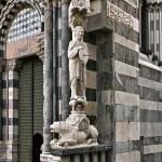Genova, Duomo (Cattedrale di San Lorenzo), facciata: