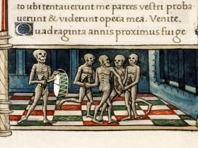 Danza di scheletri