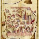 LA CITTÀ DI GERUSALEMME NEL 1470