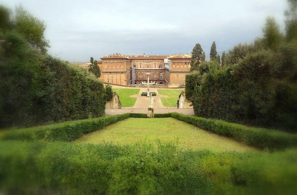 Giardino Di Boboli Folia