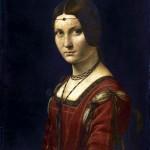 Leonardo, Belle Ferronière (1490-1495)