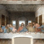 Leonardo, Ultima cena (1494-1498)