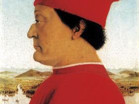 Piero della Francesca, Ritratto di Federico da Montefeltro
