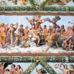 VIAGGIO IN ITALIA: LA VILLA FARNESINA A ROMA