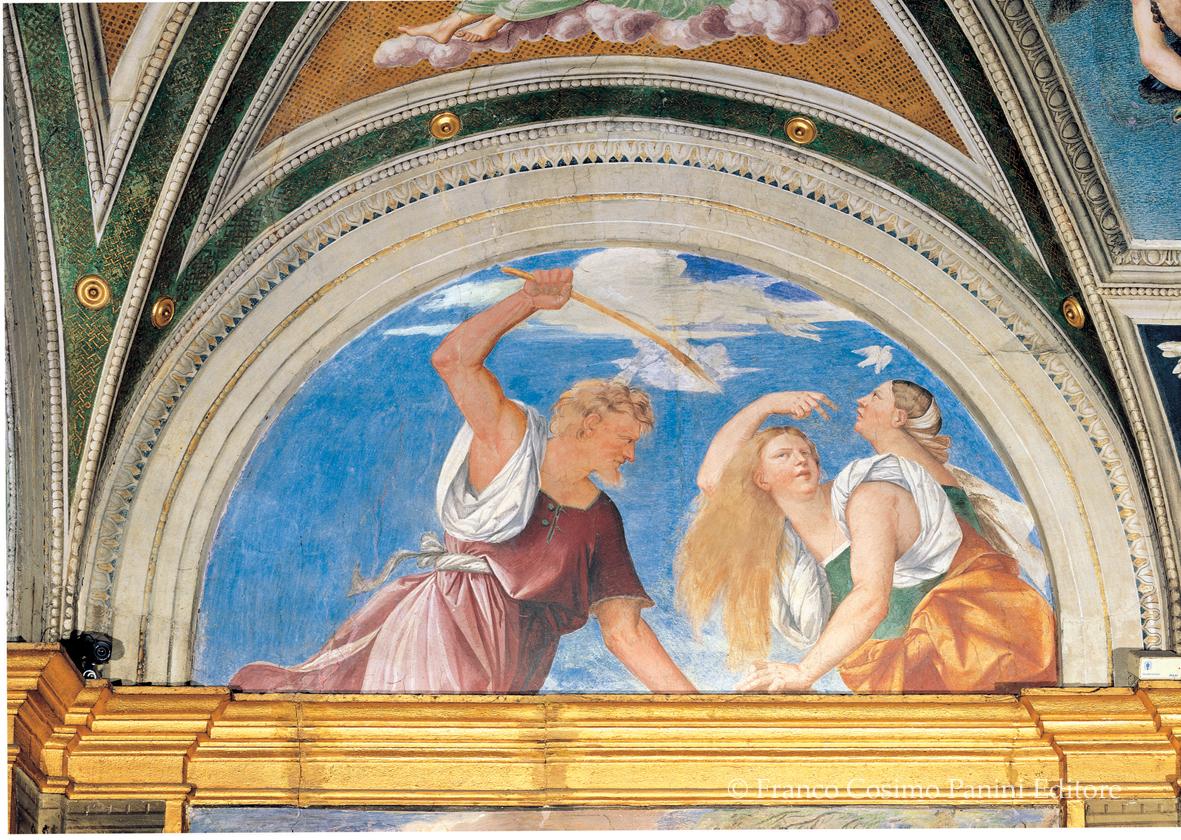 Viaggio In Italia  La Villa Farnesina A Roma