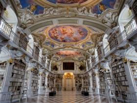 Stiftsbibliotehek, Admont