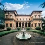 Villa Farnesina, facciata
