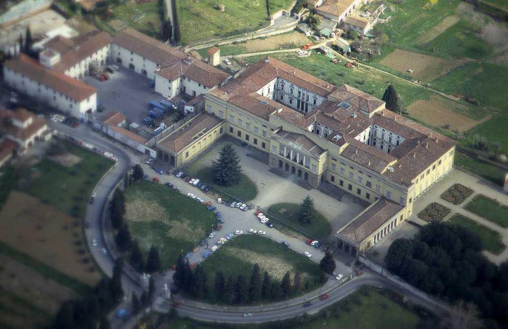 Villa Di Poggio Imperiale Firenze