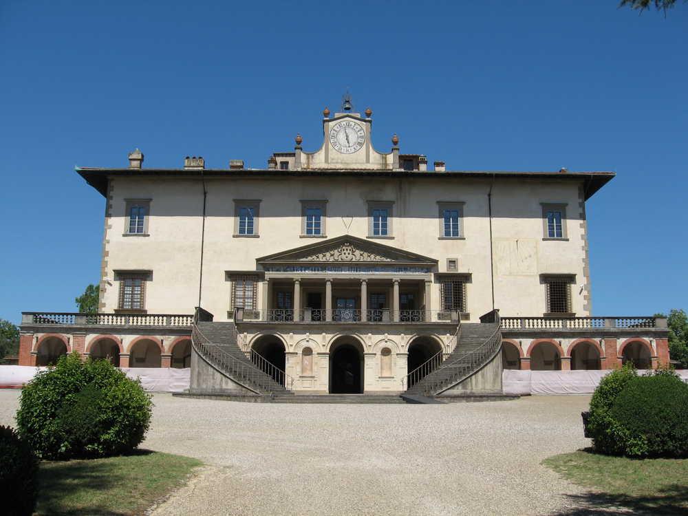 Ville E Giardini Medicei Unesco