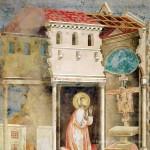 04 Il Crocifisso di San Damiano parla a san Francesco