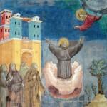12 L'estasi di san Francesco