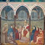 17 La predica di fronte a Onorio III