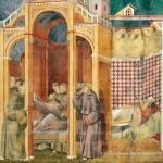 21 Le visioni di frate Agostino e del vescovo di Assisi