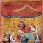 25 L'apparizione di san Francesco a Gregorio IX