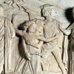 Agostino di Duccio, Episodio della vita di san Geminiano