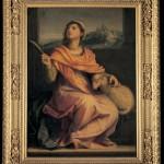 Andrea del Sarto, Sant'Agnese
