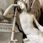 Antonio Canova, Monumento funebre di Clemente XIII, particolare