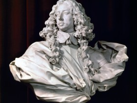 Gian Lorenzo Bernini, Busto di Francesco I