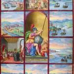 CARTOLINA DALL'ITALIA