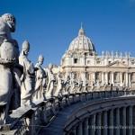 VIAGGIO IN ITALIA: (UN'INSOLITA) BASILICA DI SAN PIETRO IN VATICANO – 1° TEMPO