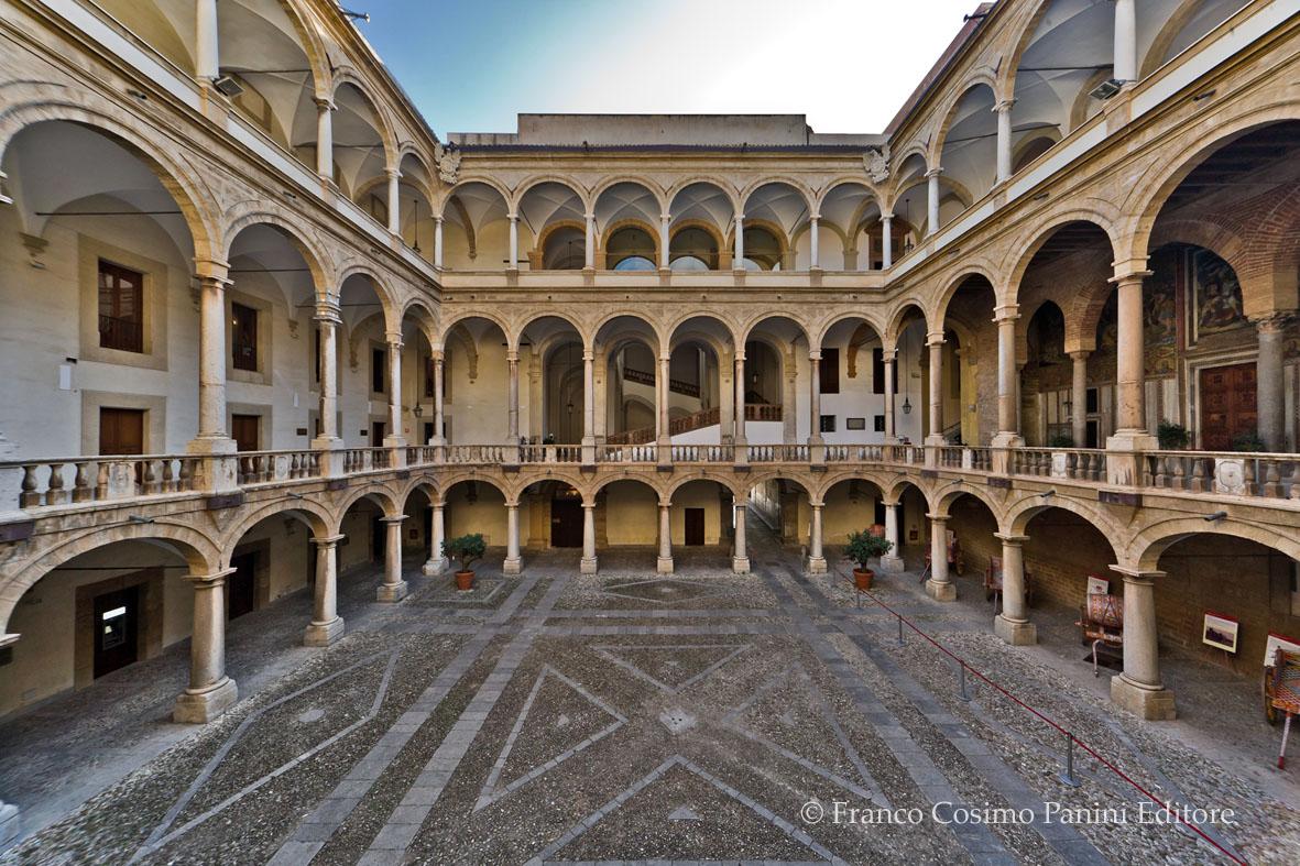 Viaggio In Italia Il Palazzo Dei Normanni A Palermo Folia